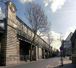 Image illustrative de l'article Boulevard de la Villette