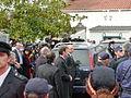 P1110170 Enterro Fraga Perbes - coche funebre, Feijoo.JPG