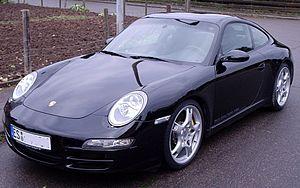 Porsche 911, Modell 997 (Carrera S).