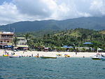 PH - Puerto Galera - White Beach - from sea 2.jpg