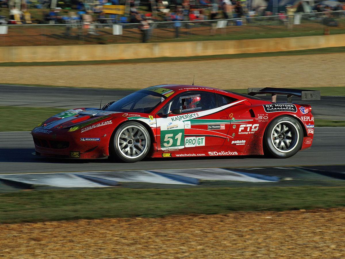 Ferrari 458 Italia Gt2 Wikip 233 Dia