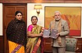 PM Modi releases the Gujarati translation of Thirukkural.jpg