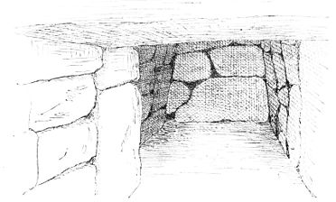 PSM V16 D628 Appearance of chamber from the passageway.jpg