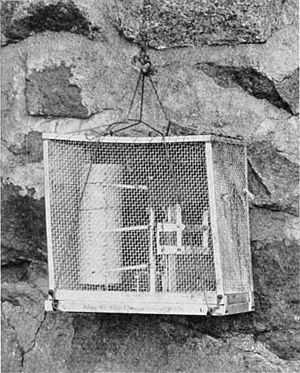 Radiosonde - Meteograph used by the US Weather Bureau in 1898