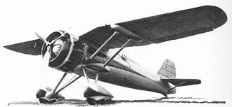 PZL P.24 - The second prototype of the PZL P.24