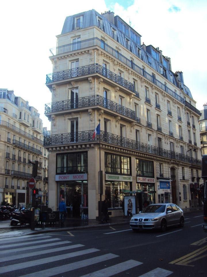 Pařížská architektura1