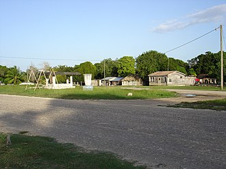 Patchacan - A public park on the south end of town