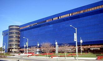 Pacific Design Center - Pacific Design Center, Center Blue aka The Blue Whale