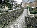 Packhorse bridge, Bruton - geograph.org.uk - 666834.jpg