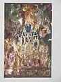 Painted Brass repousse Tirupati Balaji.jpg