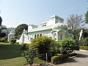Nalagarh - Image: Palace of Nalagarh Princely State,Himachal Pradesh,India 02
