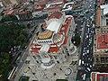 Palacio de Bellas Artes desde La Latinoamericana - panoramio.jpg