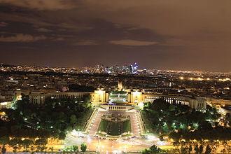 Trocadéro - Palais de Chaillot