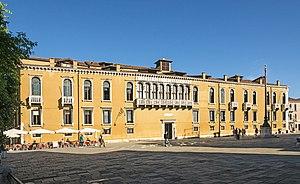 Istituto Veneto di Scienze, Lettere ed Arti - Palace Loredan campo Santo Stefano