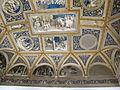 Palazzo costabili, sala delle storie di giuseppe, affreschi di un aiutante del garofalo 01.JPG