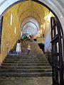 Palazzo dei gran maestri di rodi, scalinata 01.JPG