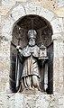 Palencia Convent of the Agustinas Canónigas 002 Saint Agustin.jpg
