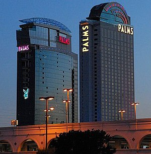 Palms Casino Resort - Palms Casino Resort in 2007