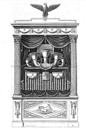 Panharmonicon - Panharmonicon (L'Illustration, 25 May 1846)
