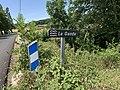 Panneau Rivière Gande Vers Pont Vitry Cluny Vineuse Fregande 1.jpg