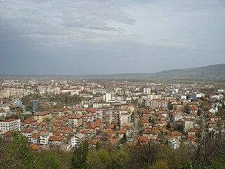 Montana, Bulgaria Town in Montana, Bulgaria