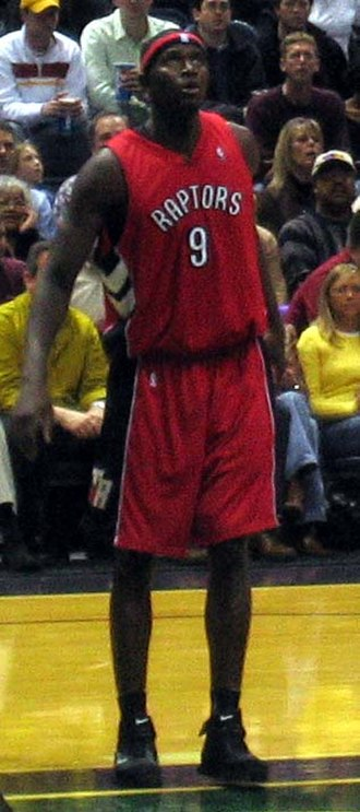 Pape Sow - Pape Sow playing for Raptors