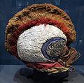 Papua nuova guinea, nuova irlanda, maschera per danza tatanua, XIX sec.JPG