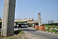 Parama-Park Circus Flyover Under Construction on John Burdon Sanderson Haldane Avenue - Kolkata 2012-05-03 0018.JPG