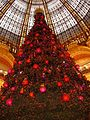 Paris-Galeries Lafayettes-Sapin de noel-2005-11-28.JPG
