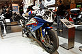 Paris - Salon de la moto 2011 - BMW - S1000 RR Team BMW Motorrad France - 003.jpg