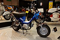 Paris - Salon de la moto 2011 - Yamaha - Chappy 50 - 001.jpg