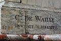 Paris 6e Saint-Sulpice Chaire 598.JPG