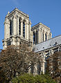 Paris Notre-Dame Towers Southeast View 02.JPG
