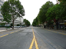 Image illustrative de l'article Boulevard Ney