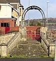 Park entrance, Holm Plantation, Saltcoats, North Ayrshire.jpg