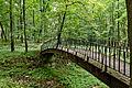 Park w zespole pałacowym Potockich, Krzeszowice, A-423 M 05.jpg