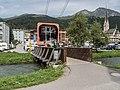 Parkplatz Jakobshorn Steg über das Landwasser, Davos Platz GR 20190822-jag9889.jpg