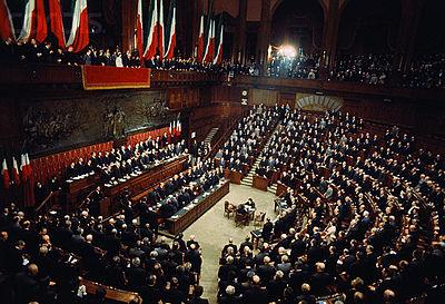 Parlamento wikiversit for Diretta dal parlamento