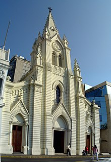 Roman Catholic Archdiocese of Antofagasta archdiocese