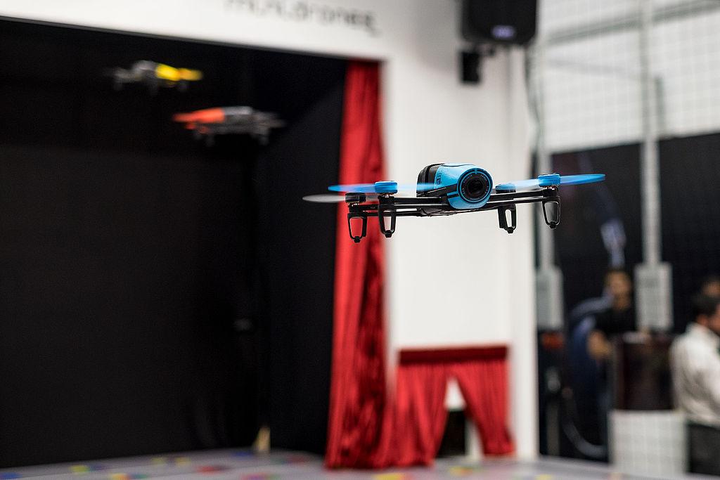 drone 2.0 parrot