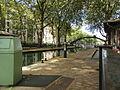 Passerelle Alibert, Canal Saint-Martin, Paris September 2015.jpg