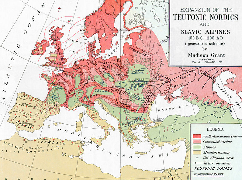 Barbarian Migrations of The Fourth and Fifth Centuries ...