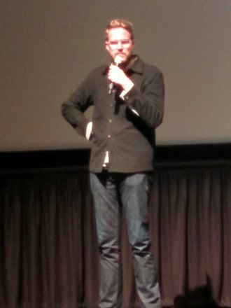 Patrick Brice - Patrick Brice in April 2015