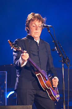 Paul McCartney in concerto nel 2010