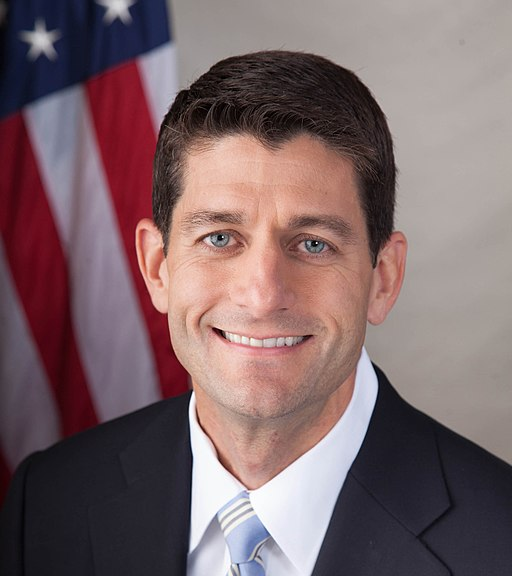 Paul Ryan official Speaker portrait