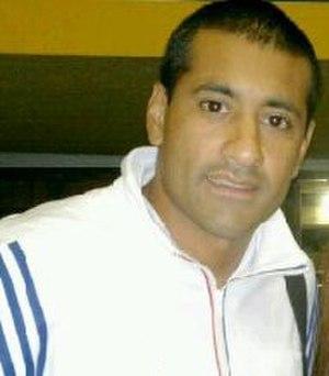 Paulo da Silva - Da Silva in 2011