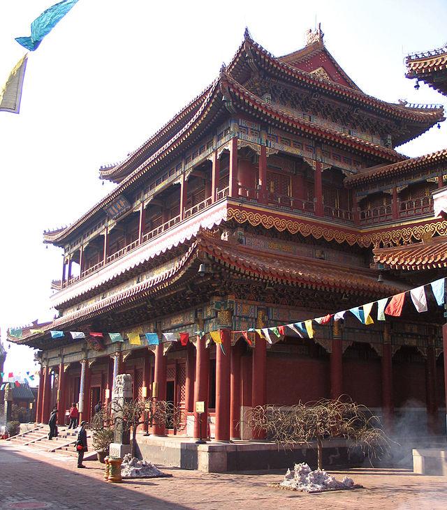 Yonghe-Tempel