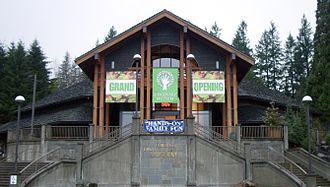 Washington Park (Portland, Oregon) - The World Forestry Center Discovery Museum