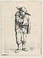 Peasant With His Hand In His Cloak MET DP821847.jpg