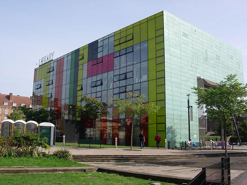 File:Peckham library exterior 1.jpg